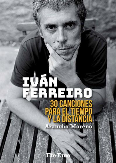 """Portada """"Canciones para el tiempo y la distancia"""". Arancha Moreno"""