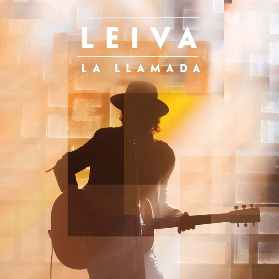 "Portada ""La Llamada"" de Leiva."